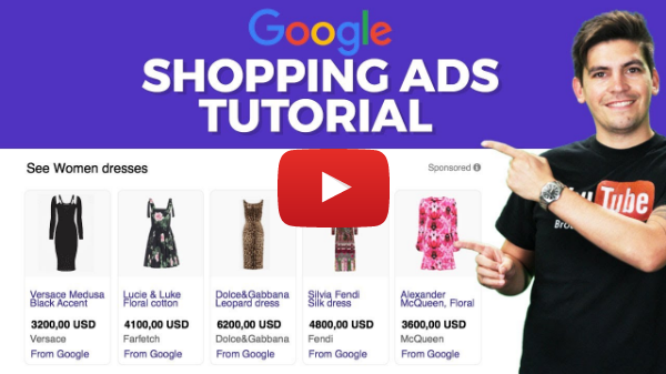 Google Shopping Ads Tutorial 2021 (Step By Step For Beginners)