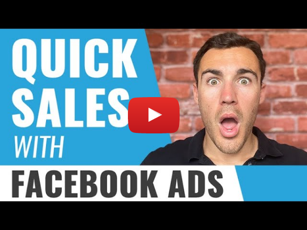 How To Generate Tons of Quick Sales With Facebook Ads